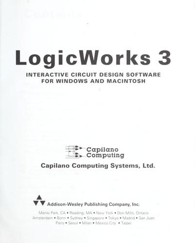 Logicworks Mac Download