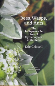 Cover of: Bees, wasps, and ants | Eric Grissell