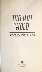 Cover of: Too hot to hold