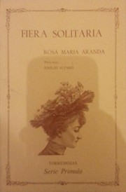 Cover of: Fiera solitaria