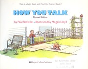How you talk by Paul Showers