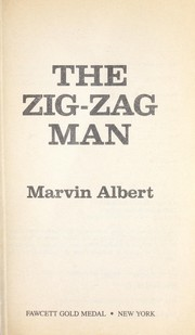 Cover of: Zig Zag Man
