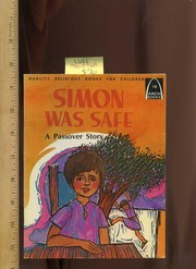 Cover of: Simon was Safe