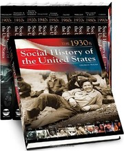 Cover of: Social History of the United States