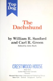 Cover of: The dachshund