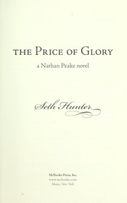 Cover of: The price of glory | Seth Hunter