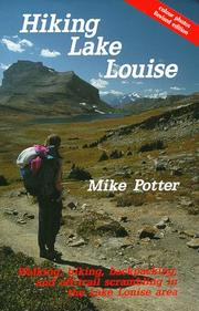 Cover of: Hiking Lake Louise