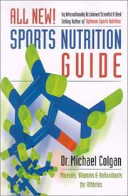 Cover of: Sports Nutrition Guide