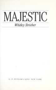Cover of: Majestic