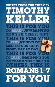 Cover of: Romans 1-7 For You