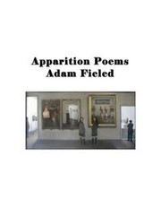 Cover of: Apparition Poems: Second Edition