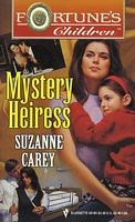 Cover of: Mystery heiress
