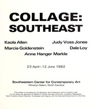Collage--Southeast by Vicki Kopf