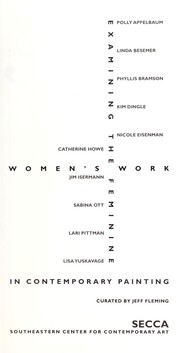 Women's work by
