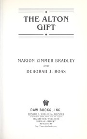 Cover of: The Alton gift