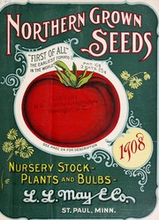 Cover of: Northern grown seeds | L.L. May & Co
