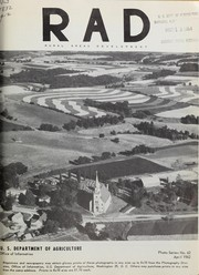 Cover of: RAD-- Rural Areas Development | United States. Department of Agriculture. Office of Rural Areas Development