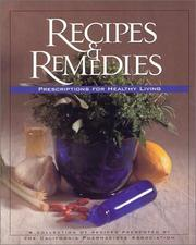 Cover of: Recipes and Remedies | Arta D. Banks