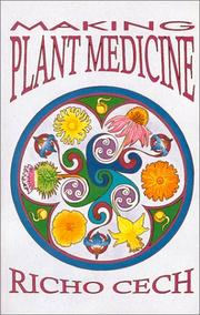 Cover of: Making Plant Medicine