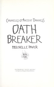 Cover of: Oath breaker