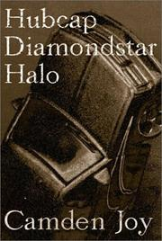 Cover of: Hubcap Diamondstar Halo | Camden Joy