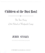 Cover of: Children of the Dust Bowl the True Story | Jerry Stanley