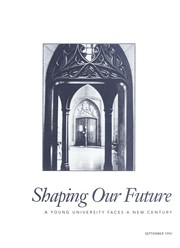 Cover of: Shaping our future | Duke University. Strategic Planning Committee