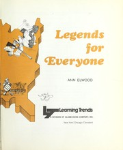 Cover of: Legends for Everyone