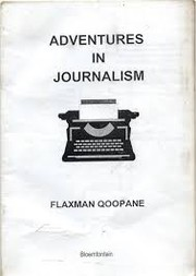 Cover of: Adventures in Journalism