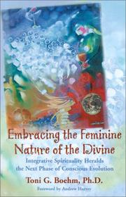 Cover of: Embracing the feminine nature of the divine
