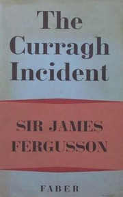Cover of: The Curragh Incident