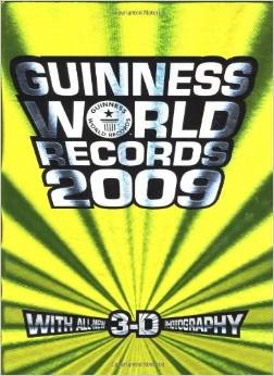 Guiness World Records 2009 by
