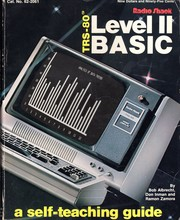 Cover of: TRS-80 Level II BASIC