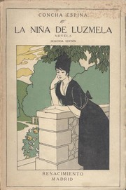 Cover of: La niña de Luzmela