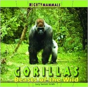 Cover of: Gorillas | Lucy Sackett Smith