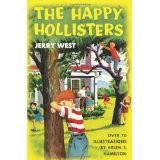 The Happy Hollisters by J. West
