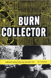 Cover of: Burn Collector | Al Burian