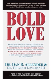 Cover of: Bold Love |