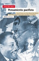 Cover of: Pensamiento pacifista: Henry D. Thoreau, Leon Tolstói, Ghandi, Albert Einstein, Virginia Woolf, Hannah Arendt, Martin Luther King, E.P. Thompson