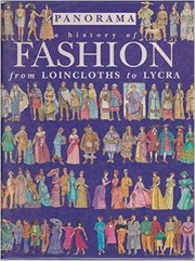 Cover of: A History of Fashion (Panorama of History)