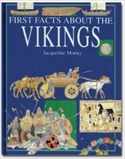 Cover of: First facts about the Vikings