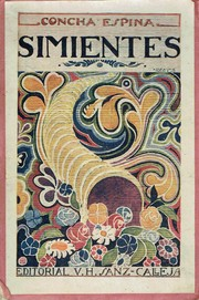 Cover of: Simientes