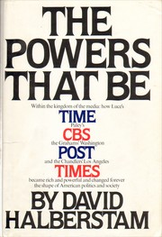 Cover of: The powers that be