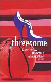 Cover of: Threesome | Brenda L. Thomas