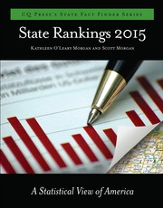 Cover of: State Rankings 2015