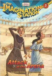 Cover of: Attack at the Arena