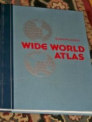 Cover of: Wide World Atlas | Reader's Digest