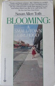 Cover of: Blooming: |
