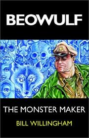 Cover of: The Monster Maker