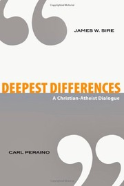 Cover of: Deepest differences | James W. Sire